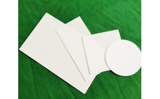 Plastic Scintillators SP121 (Equal to EJ444) for Alpha Ray & Beta Ray Detection